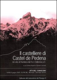 Il castelliere di Castel de Pedena