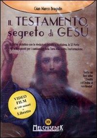 Il testamento segreto di Gesù [DVD]