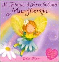 Il picnic d'arcobaleno di Margherita