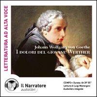 I dolori del giovane Werther [audioregistrazione]