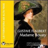 Madame Bovary [audioregistrazione]