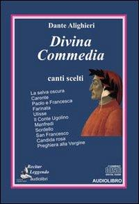 Divina Commedia [audioregistrazione]