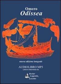 Odissea [audioregistrazione]