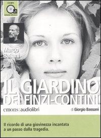Marco Baliani legge Il giardino dei Finzi-Contini [audioregistrazione]