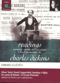 Patrizia Zappa Mulas legge Readings, i capolavori di Charles Dickens [audioregistrazione]