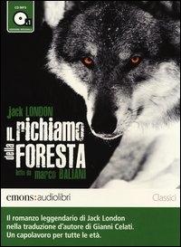 Marco Baliani legge Il richiamo della foresta [audioregistrazione]
