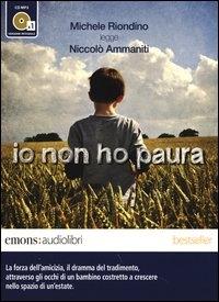 Michele Riondino legge Niccolò Ammaniti [audioregistrazione]