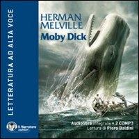 Moby Dick [audioregistrazione]