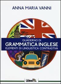 Quaderno di grammatica inglese