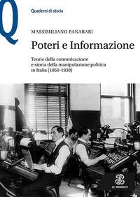 Poteri e informazione