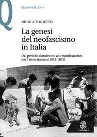 La genesi del neofascismo in Italia