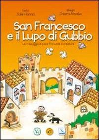 Piccolo Francesco e il lupo di Gubbio
