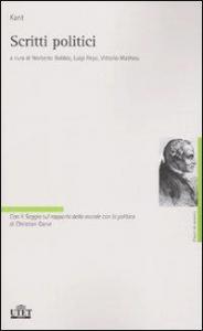 Scritti politici e filosofia della storia e del diritto