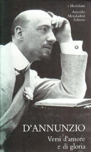 Versi d'amore e di gloria / Gabriele D'Annunzio. [Vol. 2]