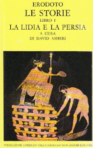 Vol. 1: Libro I, La Lidia e la Persia