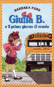 Giulia B. e il primo giorno di scuola