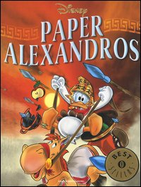 Paper Alexandros / Disney
