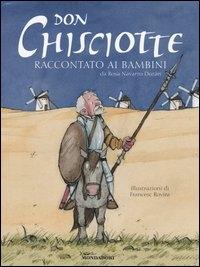 Don Chisciotte raccontato ai bambini