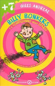 Billy Bonkers e il compleanno nello spazio