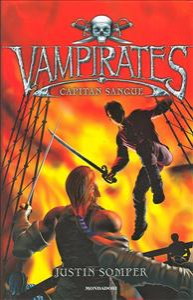 Vampirates. Capitan sangue