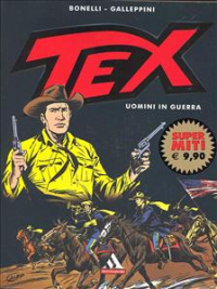 Tex. Uomini in guerra