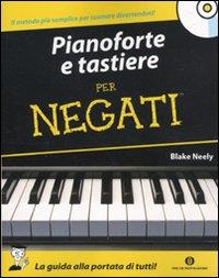 Pianoforte e tastiere per negati