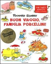 Buon viaggio, famiglia Porcellini!