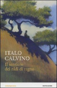 Il sentiero dei nidi di ragno / Italo Calvino ; illustrato da Gianni De Conno