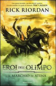 Eroi dell'Olimpo. Il marchio di Atena