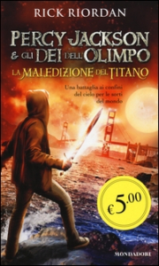 Percy Jackson e gli dei dell'Olimpo. La maledizione del titano