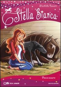 Stella Bianca. Fiocco azzurro