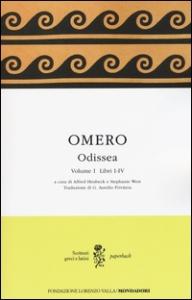 Odissea / Omero ; traduzione di G. Aurelio Privitera. Volume 1: Libri 1.-4.