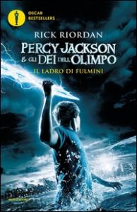 Percy Jackson e gli dei dell'Olimpo. [1.]: Il ladro di fulmini