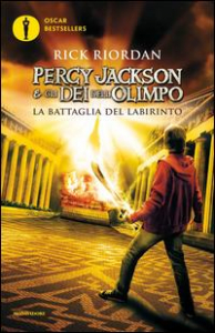 Percy Jackson e gli dei dell'Olimpo. La battaglia del labirinto