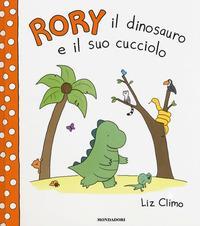 Rory il dinosauro e il suo cucciolo