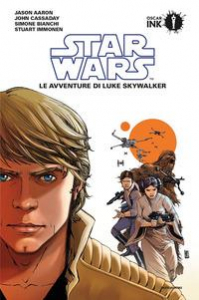 Star Wars. Le avventure di Luke Skywalker / Jason Aaron ... [et. al]. Libro 1