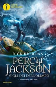 Percy Jackson e gli dei dell'Olimpo. [1.] Il ladro di fulmini