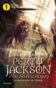 Percy Jackson e gli dei dell'Olimpo. [3]: La maledizione del titano