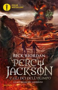 Percy Jackson e gli dei dell'Olimpo. [4.]: La battaglia del labirinto