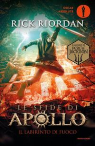 Le sfide di Apollo. [3]: Il labirinto di fuoco