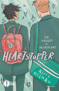 Heartstopper / Alice Oseman. Vol. 1
