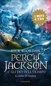 Percy Jackson e gli Dei dell'Olimpo. [1]: Il ladro di fulmini