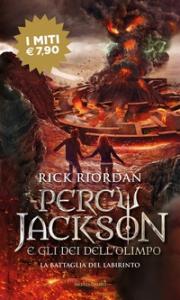 Percy Jackson e gli dei dell'Olimpo. [4]: La battaglia del labirinto