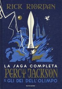 La saga completa Percy Jackson e gli dei dell'Olimpo