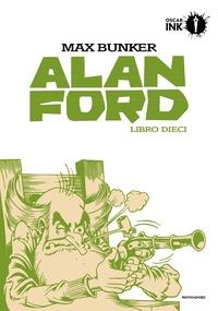 Alan Ford. Libro 10