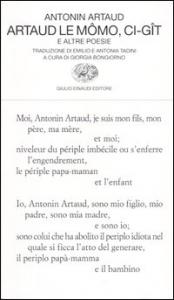 Artaud le Momo, Ci-git e altre poesie