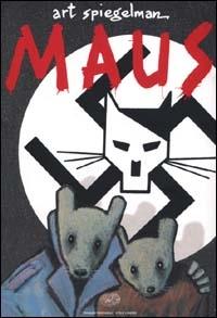 Maus : racconto di un sopravvissuto : 1. mio padre sanguina storia; 2. e qui sono cominciati i miei guai / Art Spiegelman