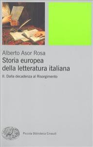 2: Dalla decadenza al Risorgimento
