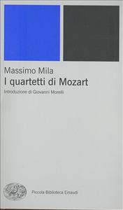I quartetti di Mozart