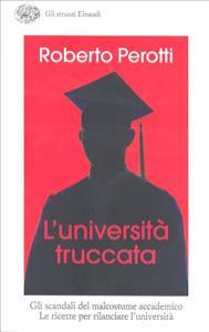 L'universita truccata